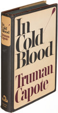 Books:Literature 1900-up, Truman Capote. In Cold Blood. New York: [1965]. Firstedition, signed.. ...