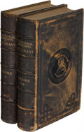 Books:Biography & Memoir, Ulysses S. Grant. Personal Memoirs of U. S. Grant. New York:1885. First edition, publisher's presentation binding.... (Total: 2Items)
