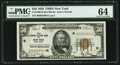Fr. 1880-B $50 1929 Federal Reserve Bank Note. PMG Choice Uncirculated 64