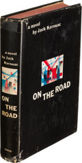 Books:Literature 1900-up, Jack Kerouac. On the Road. New York: The Viking Press, 1957.First edition. ...