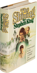 Books:Literature 1900-up, Stephen King. The Shining. Garden City: Doubleday &Company, Inc., 1977. First edition, with R49 in the gutter of pa...