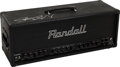 Musical Instruments:Amplifiers, PA, & Effects, 2009 Randall RM100KH Amplifier Head Signed by Kirk Hammett. . ...