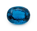 Gems:Faceted, Gemstone: Blue Topaz - 506.81 Cts.. Brazil. ...