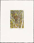 Books:Art & Architecture, Neil Welliver. Two Etchings. [New York: 1988]. LEC edition,limited to seventy-five copies.. ...