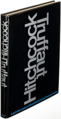 Books:Art & Architecture, [Alfred Hitchcock]. François Truffaut. Hitchcock. New York: [1967]. First U. S. edition.. ...