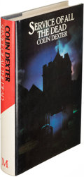 Books:Mystery & Detective Fiction, Colin Dexter. Group of Four Inspector Morse Mysteries. London:[1979-1986]. First editions.. ... (Total: 4 Items)