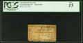 Colonial Notes:New York, Lansingburgh Museum 3d October 20, 1792 Harris H6 PCGS Fine 15.....