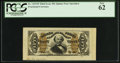 Fractional Currency:Third Issue, Fr. 1331SP 50¢ Third Issue Spinner PCGS New 62.. ...