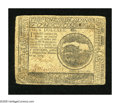 Colonial Notes:Continental Congress Issues, Continental Currency November 29, 1775 $4 Fine. This is an earlyContinental from the second emission....