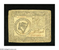 Colonial Notes:Continental Congress Issues, Continental Currency September 26, 1778 $8 Extremely Fine. But forthe corners being a little soft this is really an AU note...