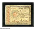 Colonial Notes:Continental Congress Issues, Continental Currency January 14, 1779 $20 About New. A very wellprinted note with good signatures and serial number as well...