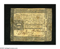 Colonial Notes:Pennsylvania, Pennsylvania October 25, 1775 2s/6d Extremely Fine. A lightlycirculated example with three bold signatures....