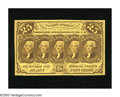 Fractional Currency:First Issue, Fr. 1281 25c First Issue Gem New. This lovely type note comes toyou from the landmark O'Mara sale where out erudite consign...