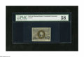 Fractional Currency:Second Issue, Fr. 1317 50c Second Issue PMG Choice About Unc 58 A very attractive example of this second issue type that has the typical o...