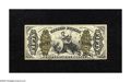Fractional Currency:Third Issue, Fr. 1366 50c Third Issue Justice Choice About New. A single center fold prevents this abundantly margined Justice from achie...