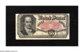 Fractional Currency:Fifth Issue, Fr. 1381 50c Fifth Issue Choice New. But for the top margin beingtoo close this Crawford note would grade a gem in every se...