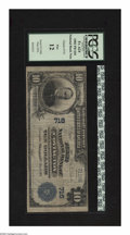 National Bank Notes:Kentucky, Covington, KY - $10 1902 Plain Back Fr. 624 The First NB Ch. # 718.This is the first title for this bank. Parts of H.J....