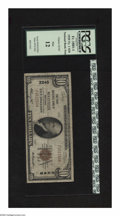 National Bank Notes:Kentucky, Mayfield, KY - $10 1929 Ty. 1 The First NB Ch. # 2245. C.C. Wyattand E.I. Gardner managed this bank during the 1920s an...