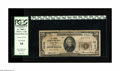 National Bank Notes:Virginia, Norfolk, VA - $20 1929 Ty. 1 The Seaboard Citizens NB Ch. # 10194.R.W. Dudley and Norman Bell managed this bank. Mr. Be...
