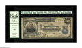 National Bank Notes:West Virginia, Huntington, WV - $10 1902 Plain Back Fr. 624 The First HuntingtonNB Ch. # 3106. Printed signatures of C.A. Boone and C....