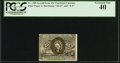 Fractional Currency:Second Issue, Fr. 1289 25¢ Second Issue PCGS Extremely Fine 40.. ...