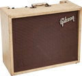 Musical Instruments:Amplifiers, PA, & Effects, 1960 Gibson GA-18 Explorer Tweed Guitar Amplifier, #114857....