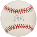 Autographs:Baseballs, Greg Maddux Single Signed Baseball. ...