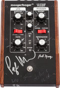 Musical Instruments:Amplifiers, PA, & Effects, Moog Moogerfooger Effect Pedal, #00028....