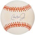 Autographs:Baseballs, Cal Ripken Jr. Single Signed Baseball. ...