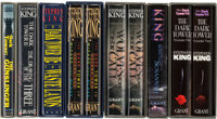Stephen King. The Dark Tower. West Kingston and Hampton Falls: Donald M. Grant Publisher, [1982