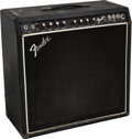 Musical Instruments:Amplifiers, PA, & Effects, 1980 Fender 75 Guitar Amplifier, #F063398....