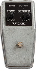 Musical Instruments:Amplifiers, PA, & Effects, Circa 1967 Vox Tone Bender Effect Pedal....