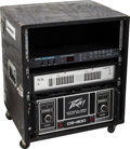 Musical Instruments:Amplifiers, PA, & Effects, Circa 1980s Peavey/Alesis/Ross Effects Box....