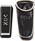 Musical Instruments:Amplifiers, PA, & Effects, Circa 1970s Vox Wah V846 Effect Pedal, #1932721....
