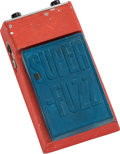 Musical Instruments:Amplifiers, PA, & Effects, 1974 Univox Super-Fuzz Effect Pedal....