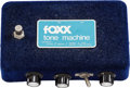 Musical Instruments:Amplifiers, PA, & Effects, Circa 1970s Foxx Tone Machine Effect Pedal....