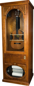 Musical Instruments:Acoustic Guitars, Automatic Acoustic Guitar Player with 6 rolls....