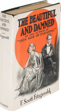 Books:Literature 1900-up, F. Scott Fitzgerald. The Beautiful and Damned. New York:Charles Scribner's Sons, 1922. First edition....