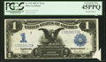 Error Notes:Large Size Errors, Fr. 235 $1 1899 Silver Certificate PCGS Extremely Fine 45PPQ.. ...