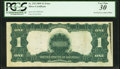 Error Notes:Large Size Errors, Fr. 235 $1 1899 Silver Certificate PCGS Very Fine 30.. ...