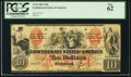 Confederate Notes:1861 Issues, T22 $10 1861 Cr. 151.. ...