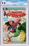 Modern Age (1980-Present):Superhero, The Amazing Spider-Man #217 (Marvel, 1981) CGC NM/MT 9.8 Whitepages....