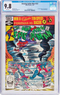 Modern Age (1980-Present):Superhero, The Amazing Spider-Man #222 (Marvel, 1981) CGC NM/MT 9.8 Whitepages....