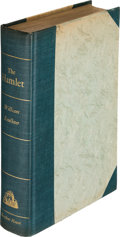 Books:Literature 1900-up, William Faulkner. The Hamlet. New York: Random House, 1940.First edition, limited issue, limited to 250 copies, of ...