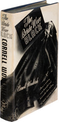 Books:Mystery & Detective Fiction, Cornell Woolrich. The Bride Wore Black. New York: Simon and Schuster, 1940. First edition. An Inner Sanctum Mystery....