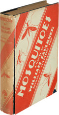 Books:Literature 1900-up, William Faulkner. Mosquitoes. New York: Boni &Liveright, 1927. First edition....