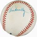 Autographs:Baseballs, Vin Scully Single Signed Baseball. ...