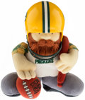 Football Collectibles:Others, Green Bay Packers Plush Doll....