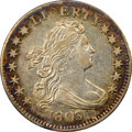 1803 10C JR-3, R.4 -- Improperly Cleaned -- NGC Details. AU. ...(PCGS# 38764)