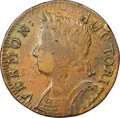 Colonials, 1786 COPPER Vermont Copper, Bust Left, RR-11, Bressett 9-H, W-2050, R.4, VF35 NGC. ...